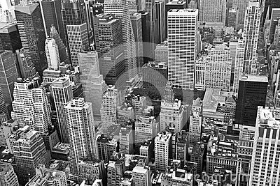 New york noir et blanc photographie stock image 29237212 for Credence new york noir et blanc