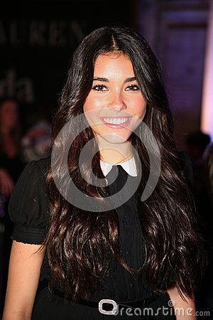 Free NEW YORK, NY - MAY 19: Madison Beer Appears At The Ralph Lauren Fall 14 Children S Fashion Show Royalty Free Stock Photos - 40844198