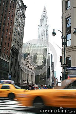 Free New York Scene Stock Photography - 5355672