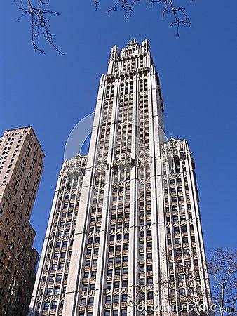 New York skyline 5 Stock Photo