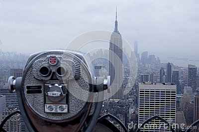 New York Skyline Observation