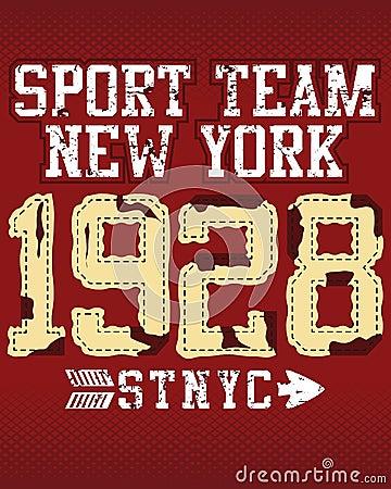 New York sports team