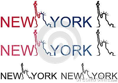 New york statue liberty