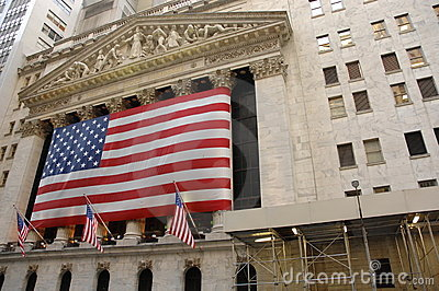 New York Stock Exchange Editorial Photo