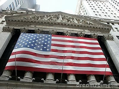 New-York stock exchange Editorial Stock Image