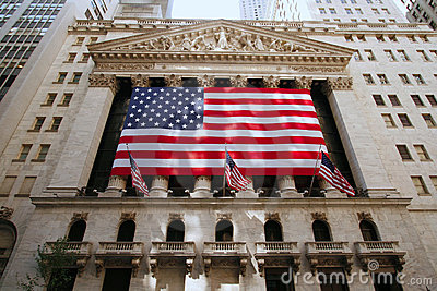 New York Stock Exchange Editorial Stock Photo
