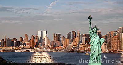 New york tourism concept photograph