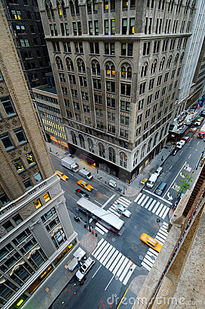 Free New York Traffic Royalty Free Stock Photography - 12619407