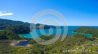 New Zealand Bay