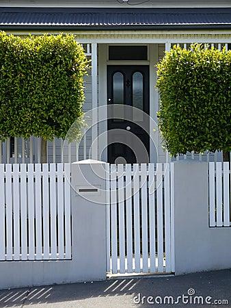 New Zealand: classic Auckland villa home