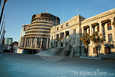 New Zealand s home of Government.