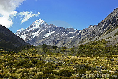 New Zealand s Mt Cook