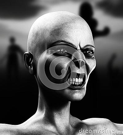 New Zombie 51