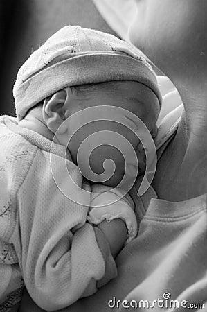 Free Newborn Sleeping Stock Photos - 356893