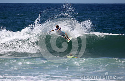 Newcastle Surfest Editorial Stock Photo