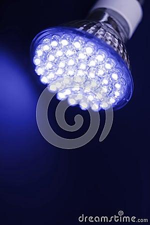 Free Newest LED Light Bulb Stock Images - 7993504