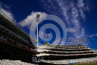 Newlands Cricket Ground Editorial Image