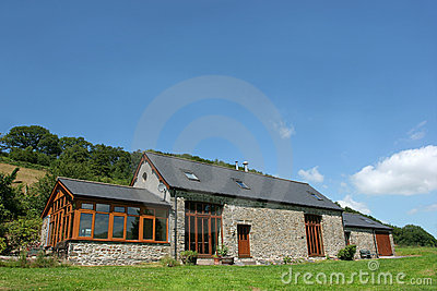 Newly Restored Barn
