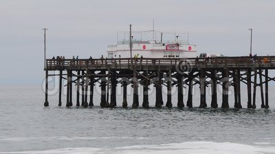 Newport Beach stock video footage
