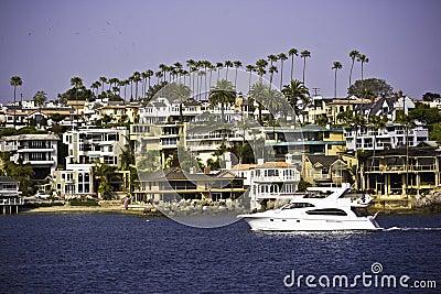 Newport Harbor Paradise