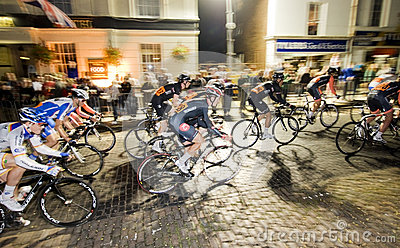 Newport Nocturne 2012 Editorial Photo