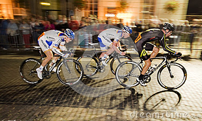 Newport Nocturne 2012 Editorial Image