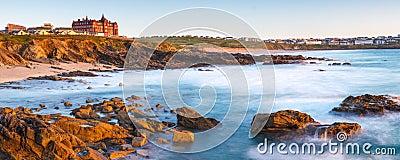 Newquay Cornwall Anglia