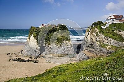 Newquay - Cornwall - Zjednoczone Królestwo