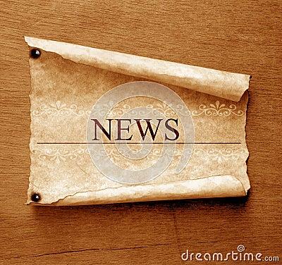 Free News Royalty Free Stock Image - 5401646