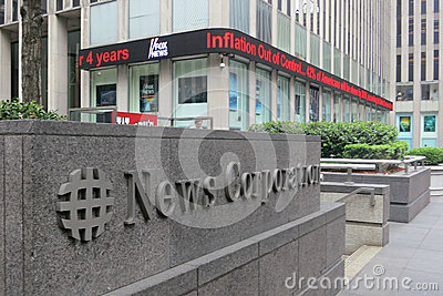 News Corporation Editorial Photography