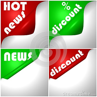News and discounts