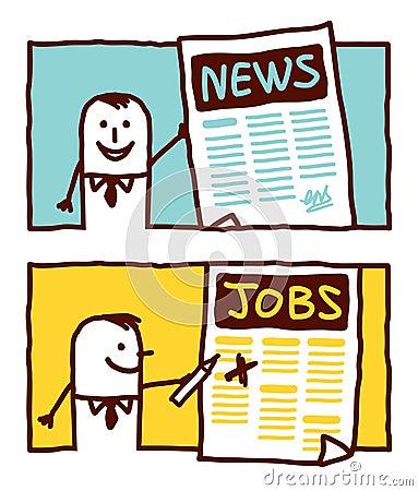 News & jobs