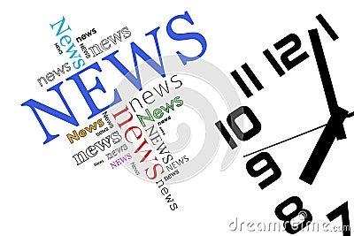 News and time