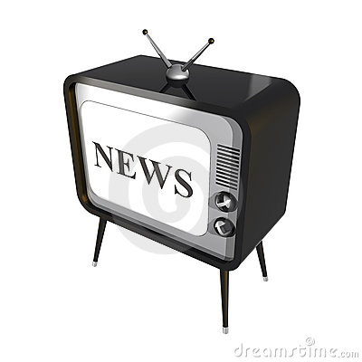 Clip Art TV News