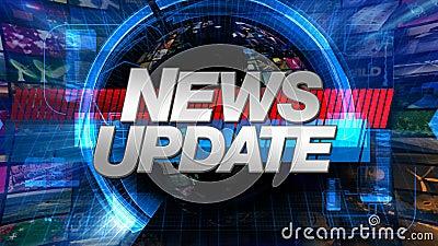 News Update - Broadcast Graphics Title Stock Video - Video ...   400 x 225 jpeg 33kB