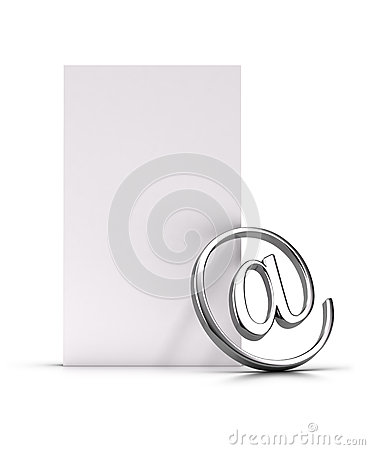 Newsletter or Email