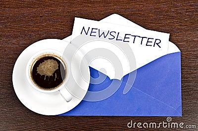 Newsletter message