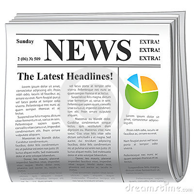 Free Newspaper Stock Photo - 10730020