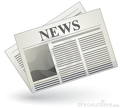 Free Newspaper Royalty Free Stock Photography - 11187227