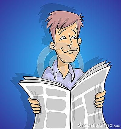 Newspaper god news