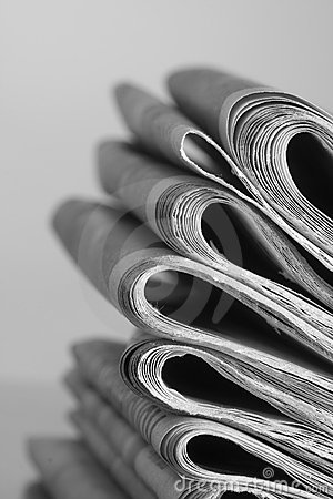 Free Newspapers Stock Photography - 6503092