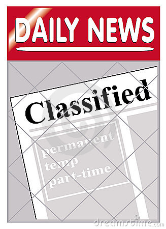 Newspapers classified