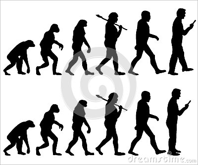 Next human evolution