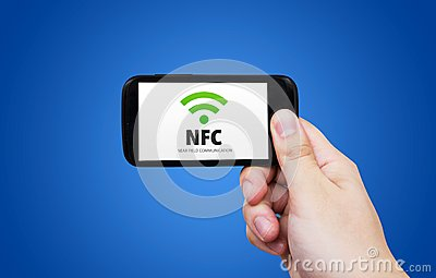 NFC banking payment technology