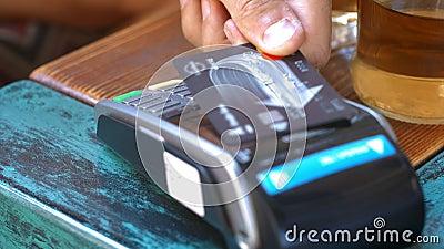 Diy nfc credit card online pay