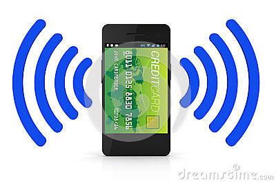 NFC Digital Wallet