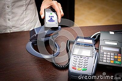 NFC - Near field communication