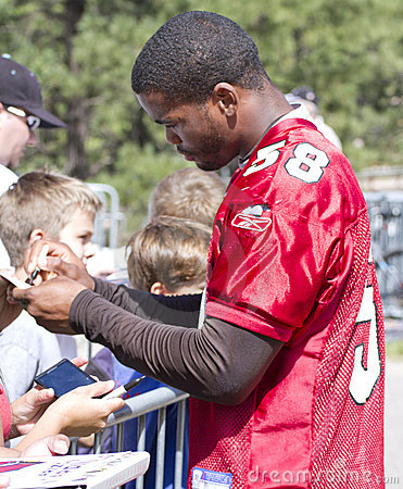NFL Arizona Cardinals training camp fans Editorial Photo