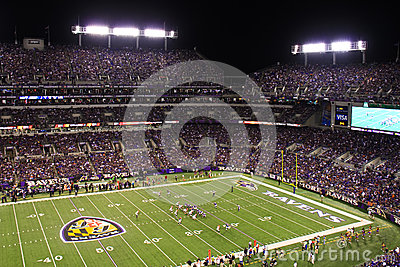 NFL Football Monday Night Lights