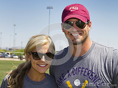 NFL Minnesota Vikings Quarterback Christian Ponder Editorial Image